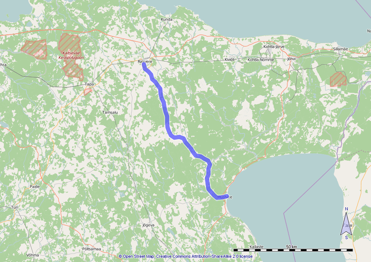 Route day 5