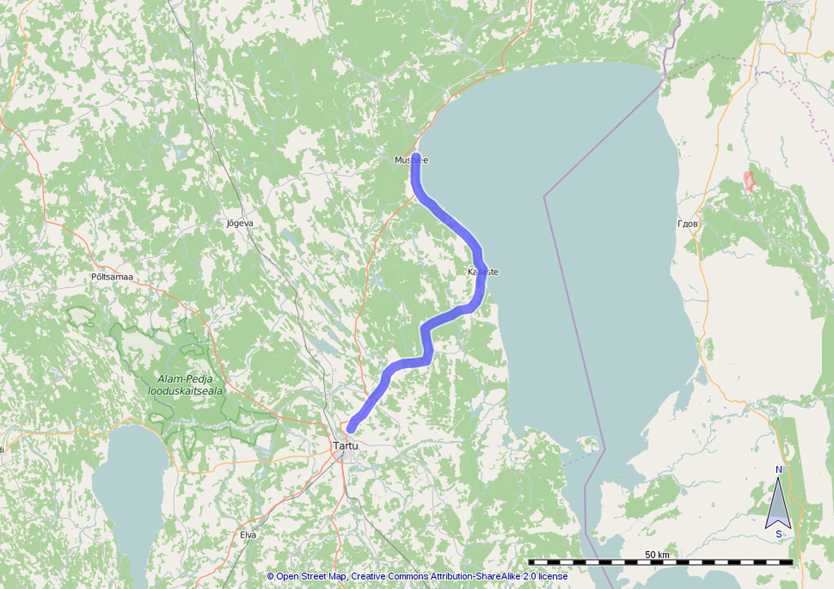 Route day 6