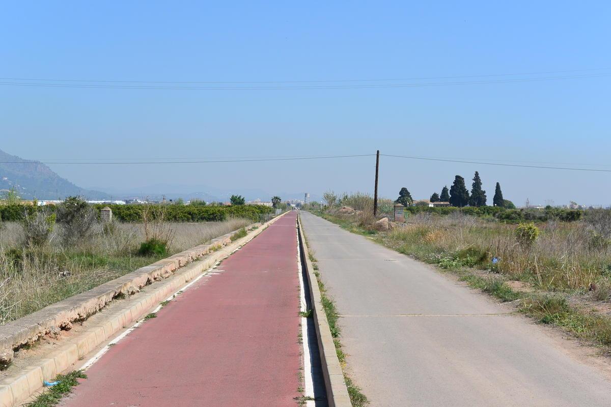 Bike lanes again