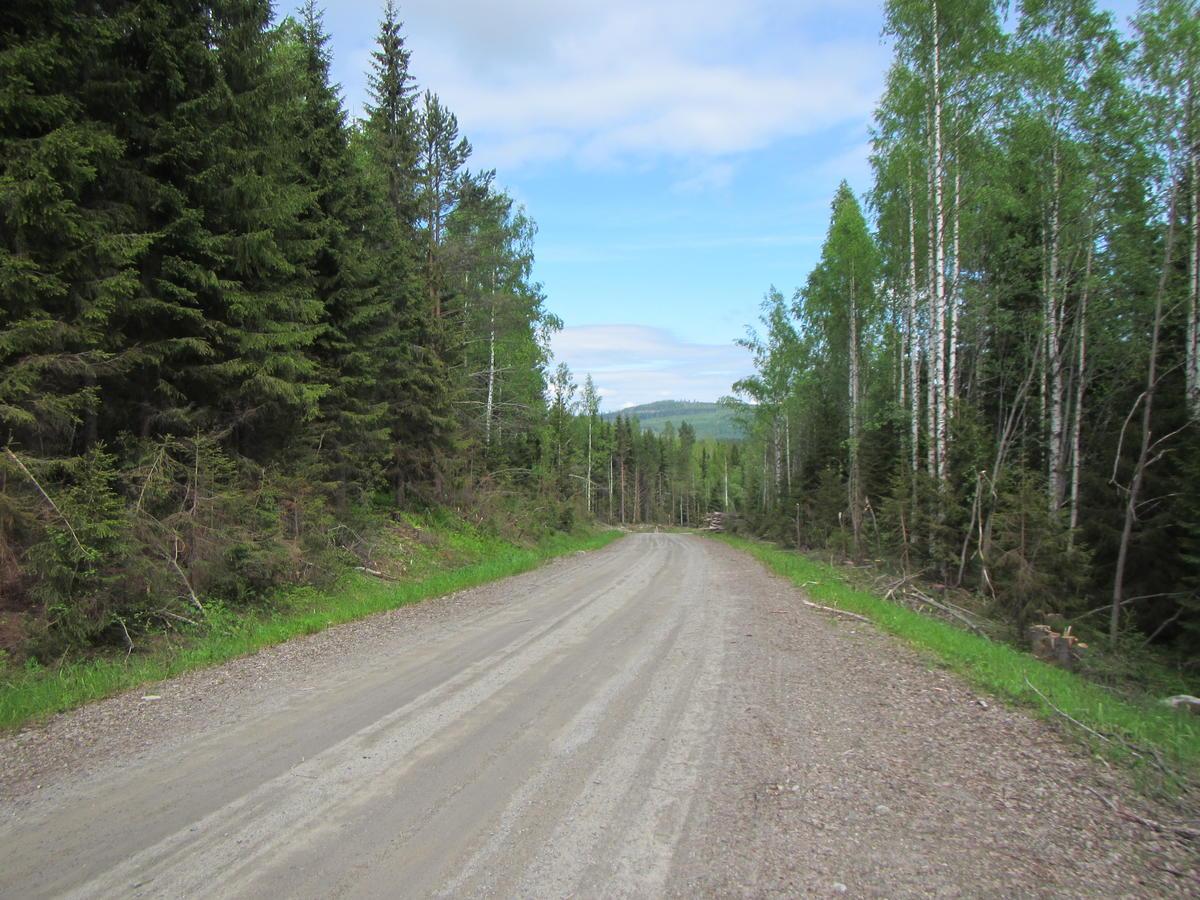 30 km detour