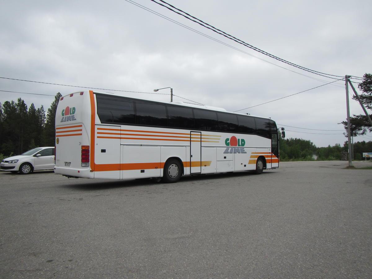 Gold Line bus