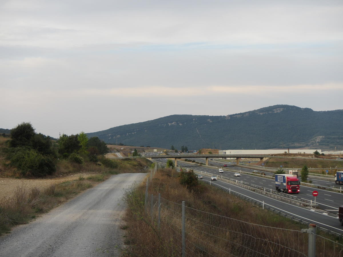 Service road