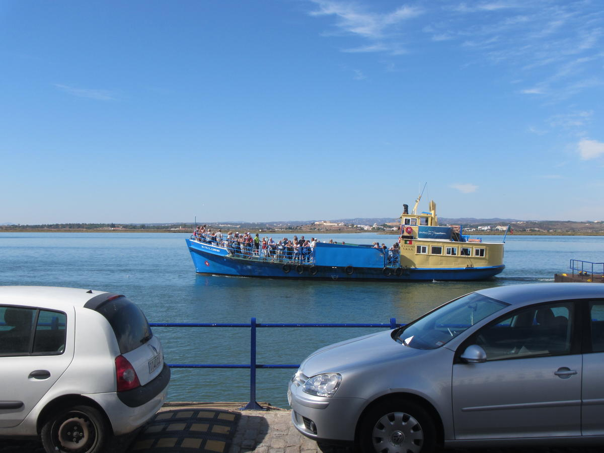 Ferry to Portugal