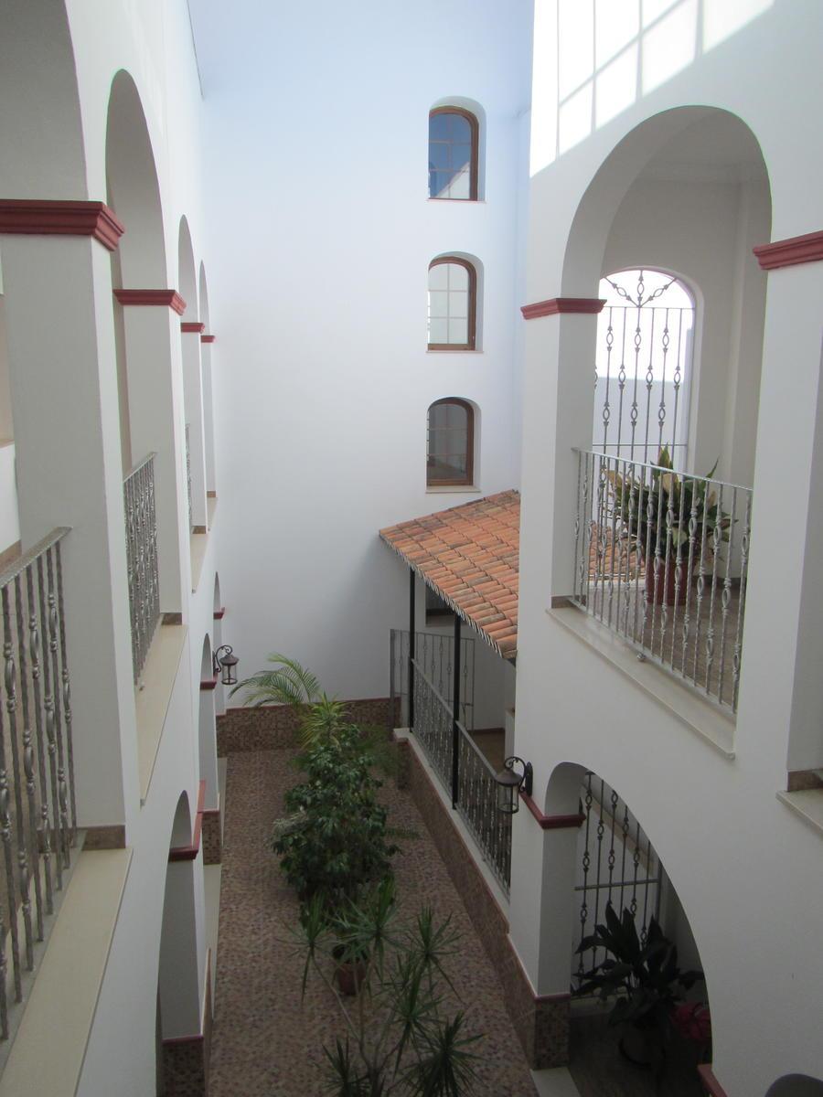 Atrium in the hotell
