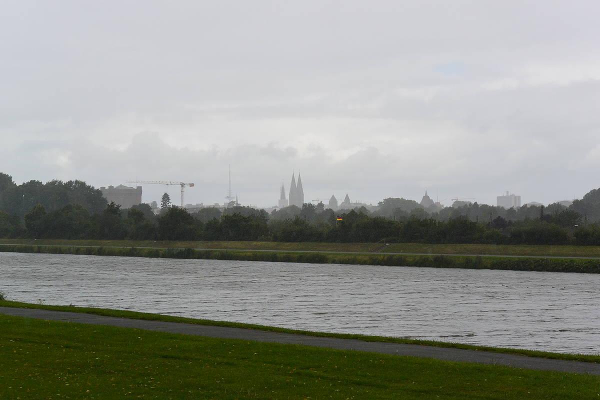 Bremen in panzer grau