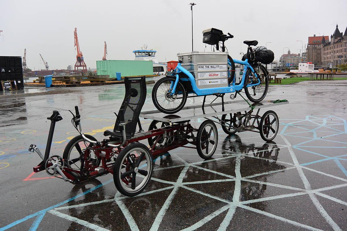Cargo bike festival