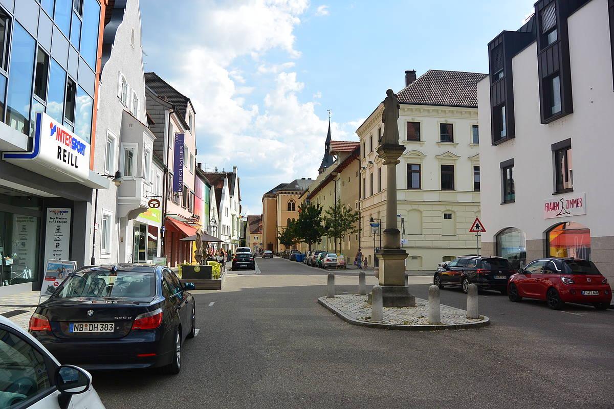 Downtown Pfaffenhofen