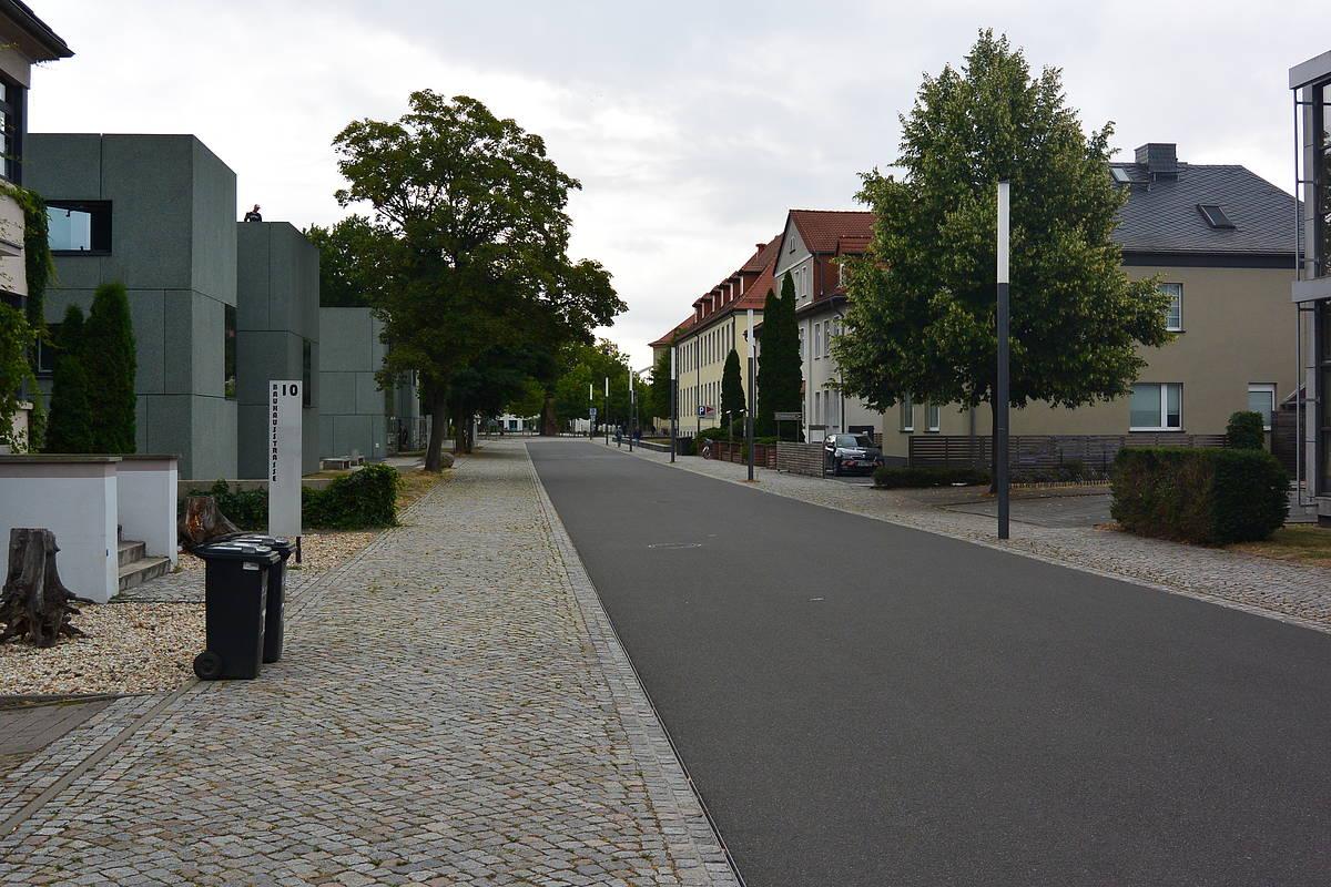 Bauhaus area