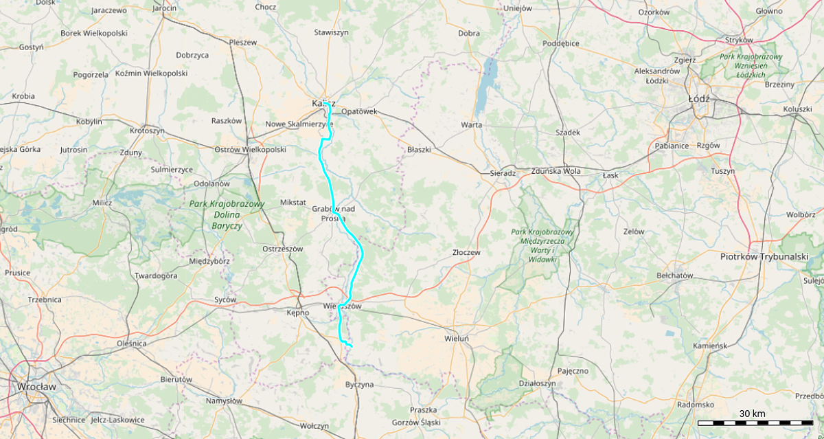 Route day 11